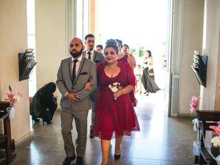 El matrimonio de Rodrigo Alejandro  y María José 3