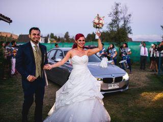 El matrimonio de Rodrigo Alejandro  y María José
