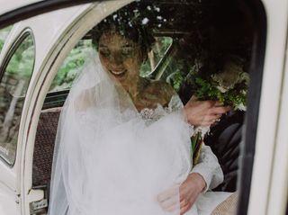El matrimonio de Lorella  y Jorge 1