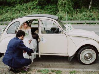 El matrimonio de Lorella  y Jorge 2