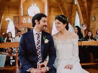 El matrimonio de Lorella  y Jorge