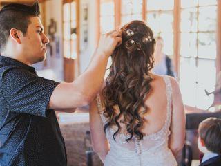 El matrimonio de Bernarda y Rodrigo 3