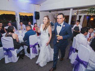 El matrimonio de Bernarda y Rodrigo