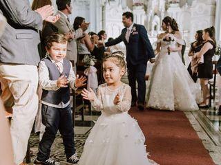 El matrimonio de Rossana y Rodrigo  3