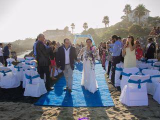 El matrimonio de Romina y Carlos 2