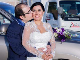 El matrimonio de Romina y Carlos 3