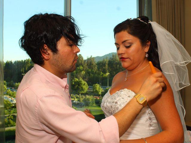 El matrimonio de María Paz y Cristian en Graneros, Cachapoal 7
