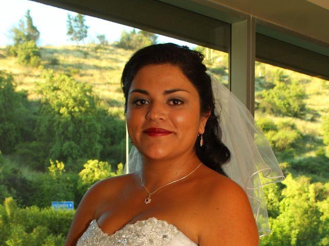 El matrimonio de María Paz y Cristian en Graneros, Cachapoal 10
