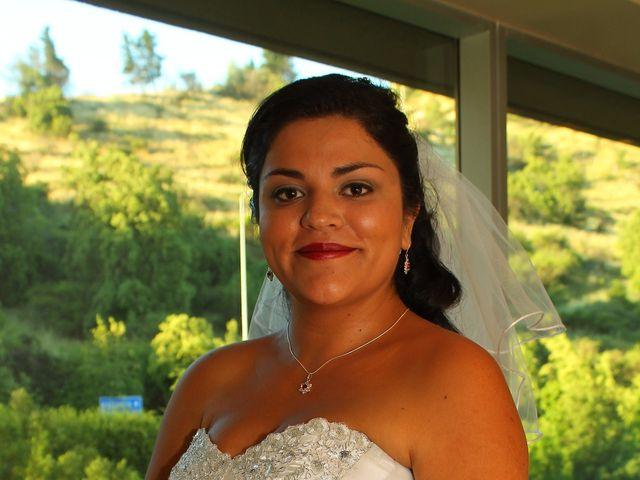 El matrimonio de María Paz y Cristian en Graneros, Cachapoal 11