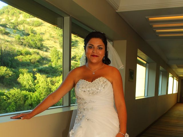 El matrimonio de María Paz y Cristian en Graneros, Cachapoal 12