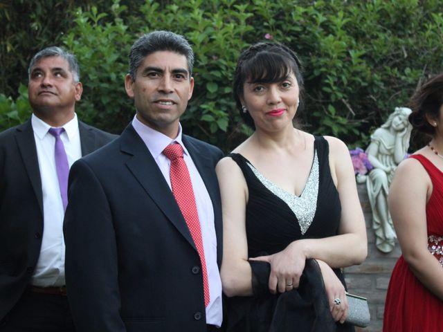 El matrimonio de María Paz y Cristian en Graneros, Cachapoal 19
