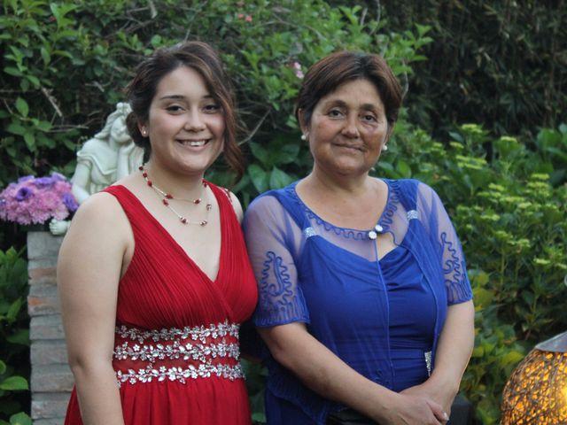 El matrimonio de María Paz y Cristian en Graneros, Cachapoal 20