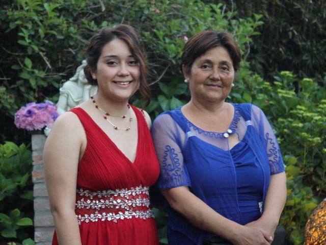El matrimonio de María Paz y Cristian en Graneros, Cachapoal 21