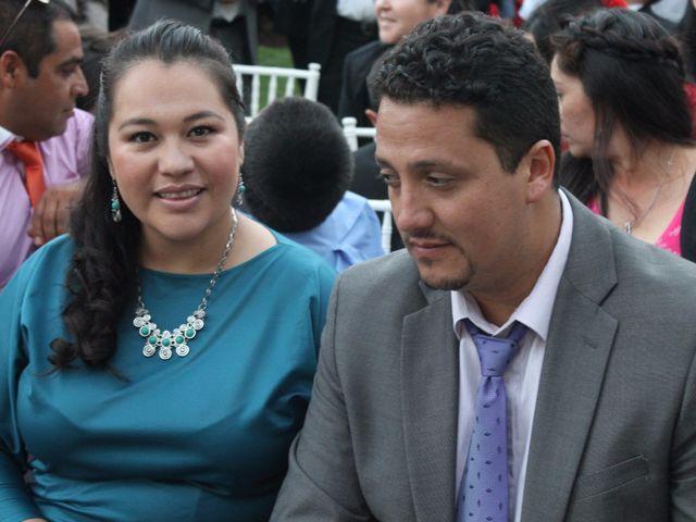 El matrimonio de María Paz y Cristian en Graneros, Cachapoal 23