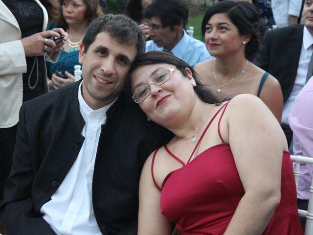 El matrimonio de María Paz y Cristian en Graneros, Cachapoal 24