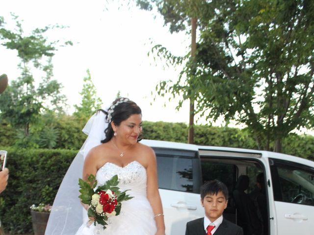 El matrimonio de María Paz y Cristian en Graneros, Cachapoal 30