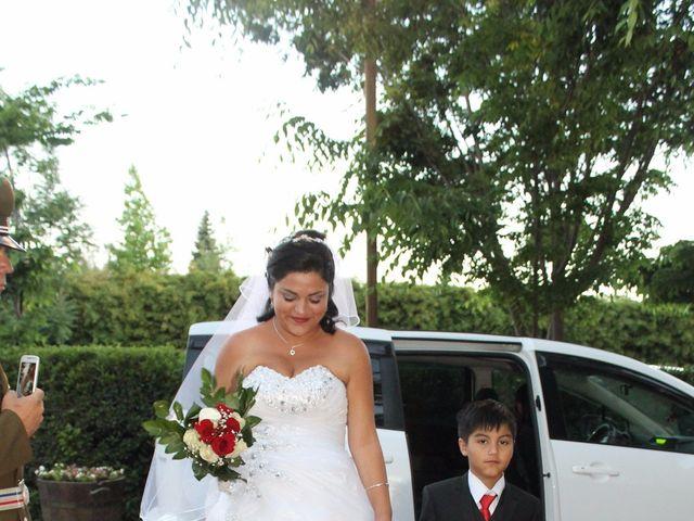 El matrimonio de María Paz y Cristian en Graneros, Cachapoal 31