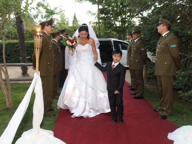 El matrimonio de María Paz y Cristian en Graneros, Cachapoal 32