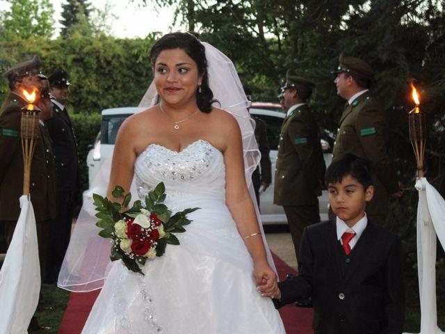 El matrimonio de María Paz y Cristian en Graneros, Cachapoal 33