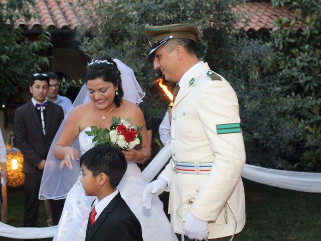 El matrimonio de María Paz y Cristian en Graneros, Cachapoal 34