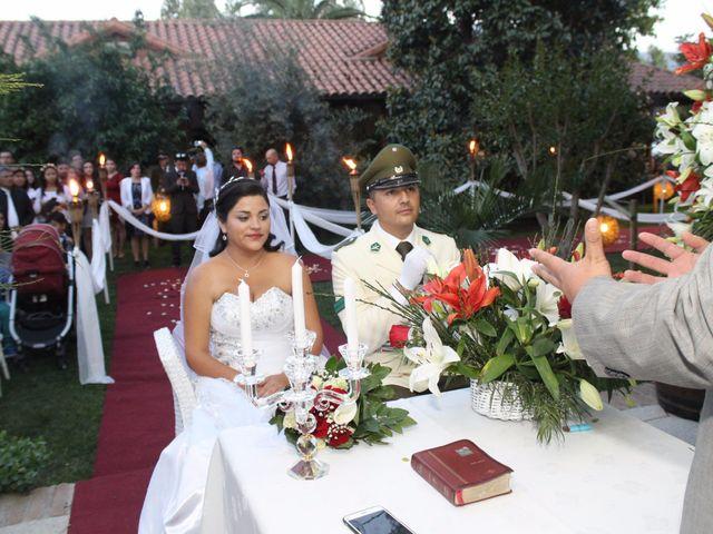 El matrimonio de María Paz y Cristian en Graneros, Cachapoal 35