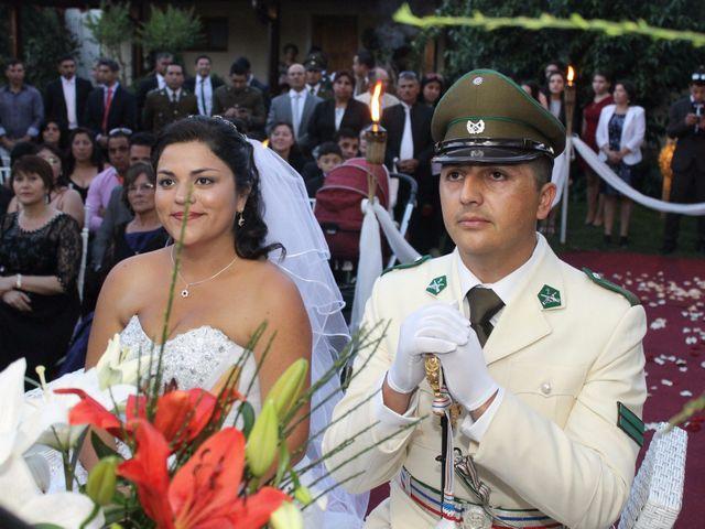 El matrimonio de María Paz y Cristian en Graneros, Cachapoal 36