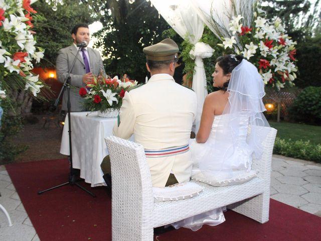 El matrimonio de María Paz y Cristian en Graneros, Cachapoal 37
