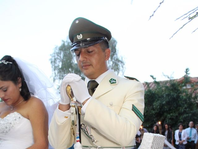 El matrimonio de María Paz y Cristian en Graneros, Cachapoal 39