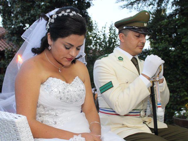 El matrimonio de María Paz y Cristian en Graneros, Cachapoal 40