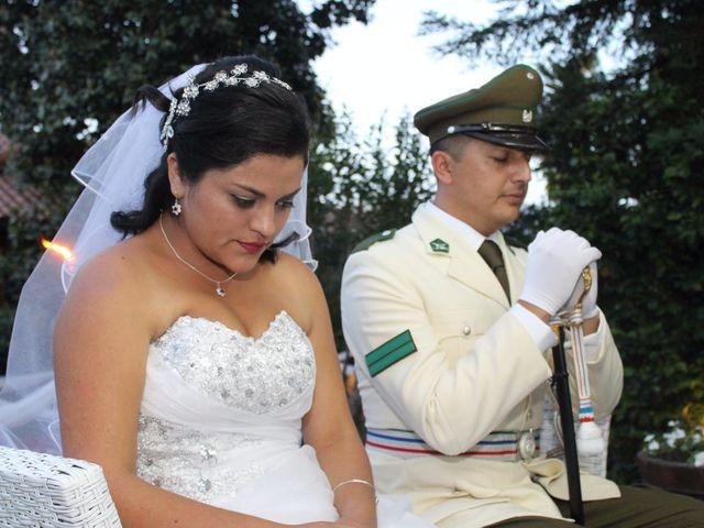 El matrimonio de María Paz y Cristian en Graneros, Cachapoal 43