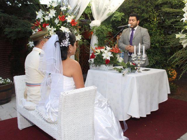 El matrimonio de María Paz y Cristian en Graneros, Cachapoal 44