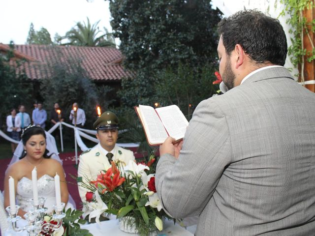 El matrimonio de María Paz y Cristian en Graneros, Cachapoal 46