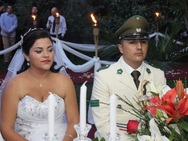 El matrimonio de María Paz y Cristian en Graneros, Cachapoal 47