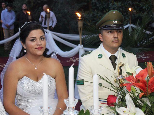 El matrimonio de María Paz y Cristian en Graneros, Cachapoal 48