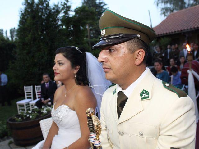 El matrimonio de María Paz y Cristian en Graneros, Cachapoal 51