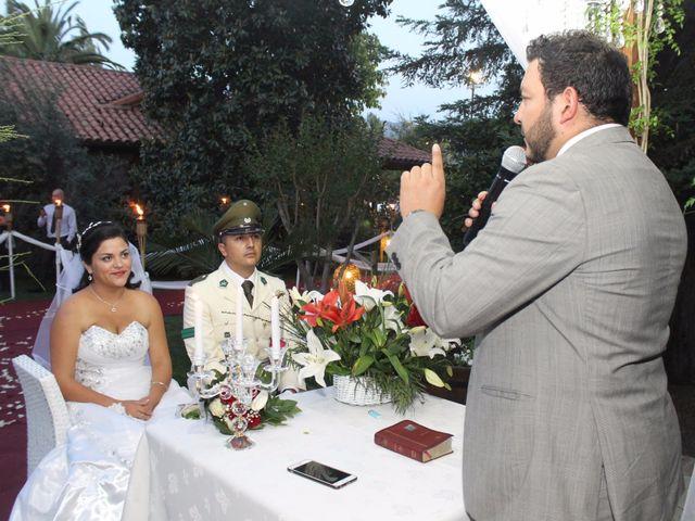 El matrimonio de María Paz y Cristian en Graneros, Cachapoal 52