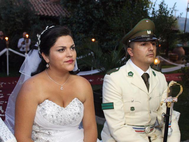 El matrimonio de María Paz y Cristian en Graneros, Cachapoal 53
