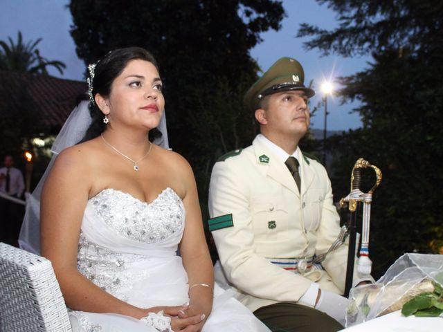 El matrimonio de María Paz y Cristian en Graneros, Cachapoal 55