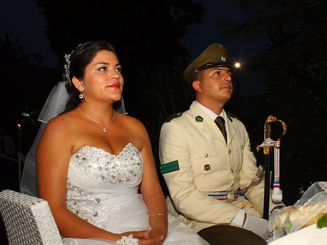 El matrimonio de María Paz y Cristian en Graneros, Cachapoal 56