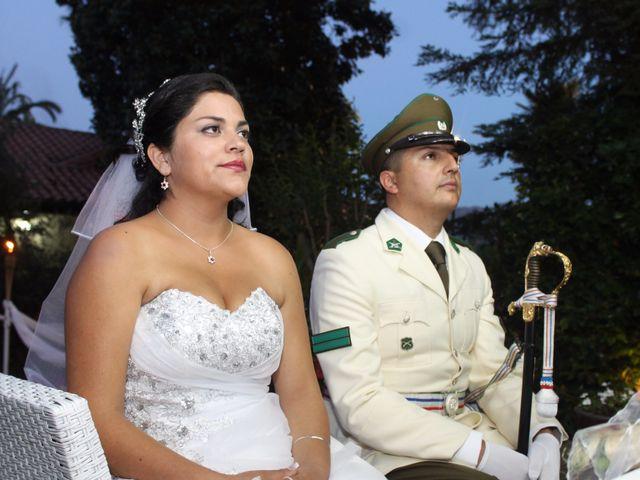 El matrimonio de María Paz y Cristian en Graneros, Cachapoal 59