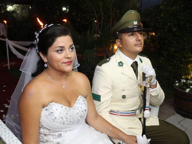 El matrimonio de María Paz y Cristian en Graneros, Cachapoal 61