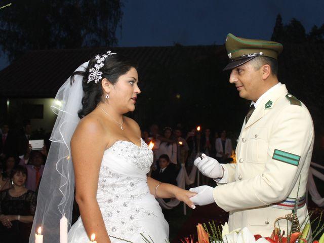 El matrimonio de María Paz y Cristian en Graneros, Cachapoal 63