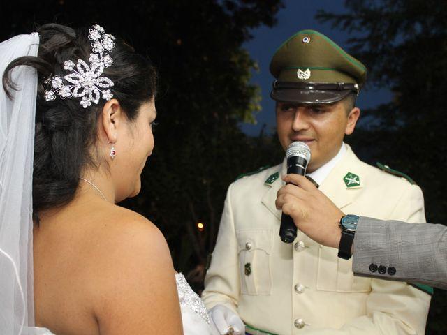 El matrimonio de María Paz y Cristian en Graneros, Cachapoal 65