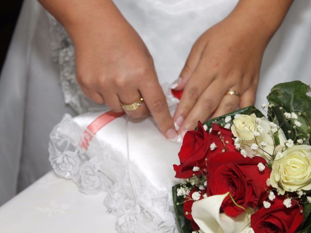 El matrimonio de María Paz y Cristian en Graneros, Cachapoal 66