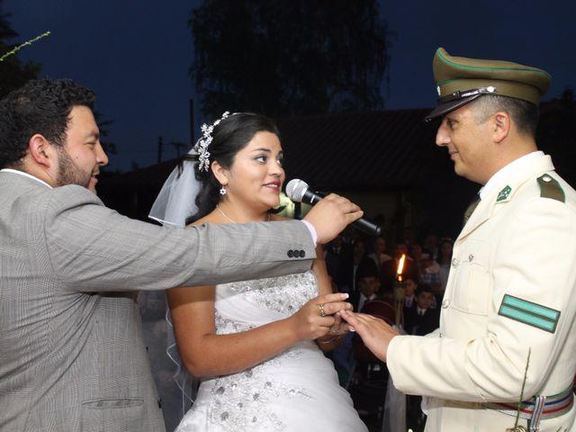 El matrimonio de María Paz y Cristian en Graneros, Cachapoal 68