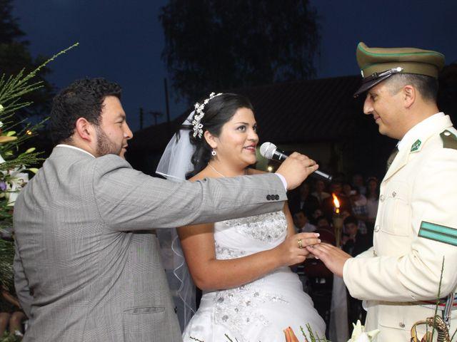 El matrimonio de María Paz y Cristian en Graneros, Cachapoal 69