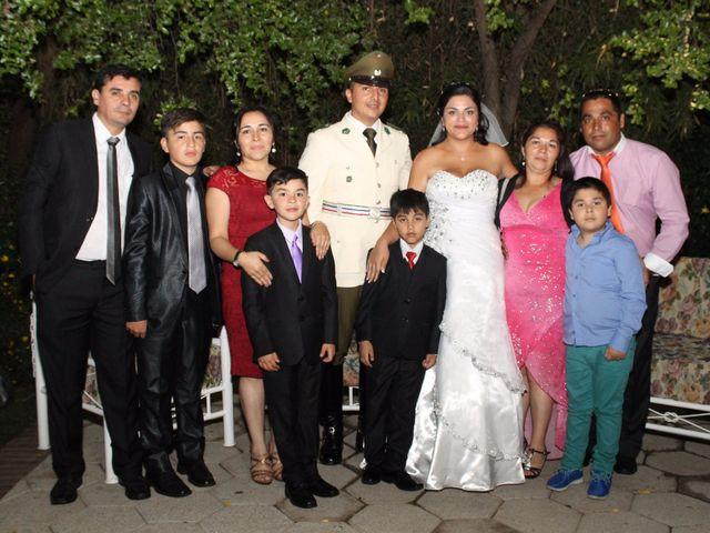 El matrimonio de María Paz y Cristian en Graneros, Cachapoal 71