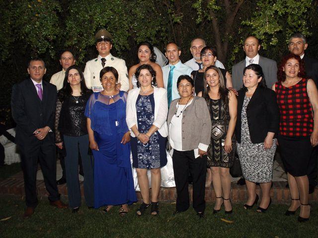 El matrimonio de María Paz y Cristian en Graneros, Cachapoal 72