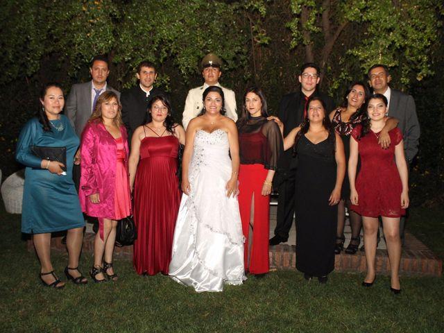 El matrimonio de María Paz y Cristian en Graneros, Cachapoal 77