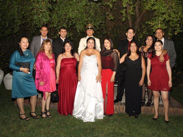El matrimonio de María Paz y Cristian en Graneros, Cachapoal 78